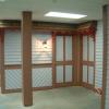 Dispather's Office (left door), Workshop (right door) 4/12/03